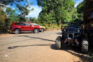Ford Everest Drive