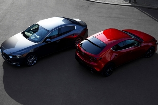 Mazda Gasoline and Diesel Engines over EV