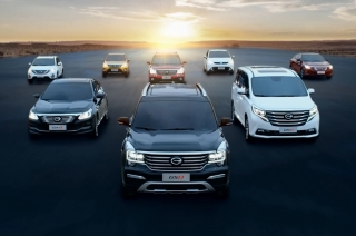 gac motor china best car