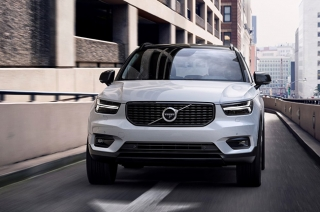 2018 Volvo XC40 wins Japan Car of the Year 2018-2019