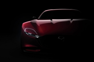 Mazda patents MX-6 nameplate