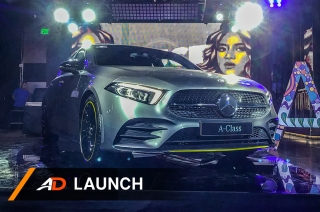 2019 Mercedes-Benz A-Class - Launch
