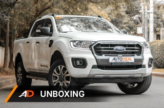 2019 Ford Ranger Wildtrak 4x2