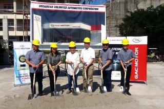 gac motor philippines dealership tarlac