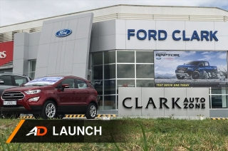 Ford Clark Dealership Launch