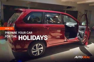 Preparing your car for the holidays