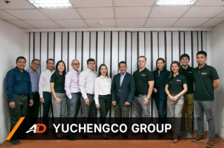 3 Years with the Yuchengco Group