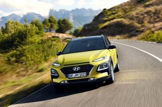 Kona leads Hyundai Philippines' November 2018 sales