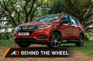 2019 Honda HR-V RS Review - Behind the Wheel