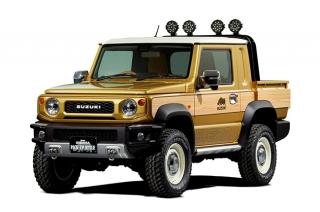 2019 Suzuki Jimny Pick Up Concept