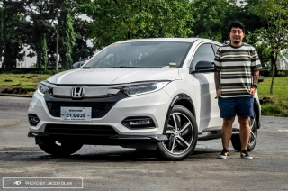 2019 honda hr-v review philippines