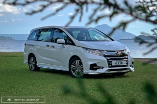 honda odyssey perfect family car