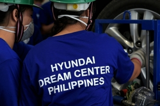 Hyundai Dream Centre Philippines' first batch of scholars graduates