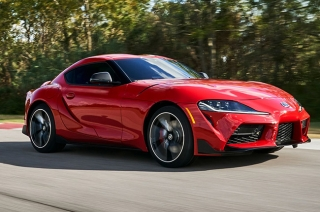 2020 Toyota Supra global debut