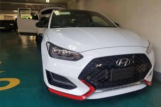 Philippine-spec 2019 Hyundai Veloster N
