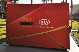Kia box in BGC