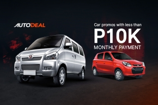 Low monthly payment car promos