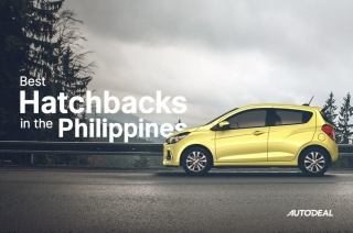 Best hatchbacks in the Philippines