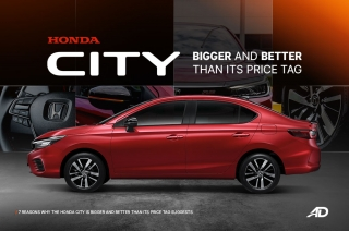 7 reasons why the Honda City is bigger and better than its price tag suggests