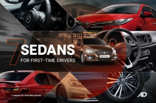 7 sedans for first time drivers