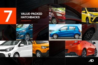 7 value packed hatchbacks in the philippines