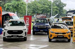AC Motors cements partnership with 'Saludo sa Serbisyo Program'