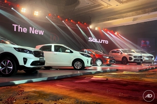 All-New 2019 Kia Soluto Philippines