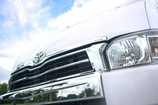 All-new 2019 Toyota Hiace PHILIPPINES