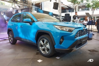 all-new 2019 Toyota RAV4 Philippines