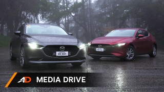 All-new 2020 Mazda3 Sedan and Mazda3 Sportback Media Drive