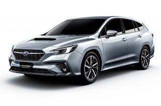 all-new 2020 Subaru Levorg tokyo