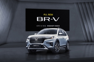 All-new 2022 Honda BR-V made its first debut