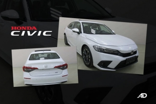 All-new Honda Civic leaked ahead of debut