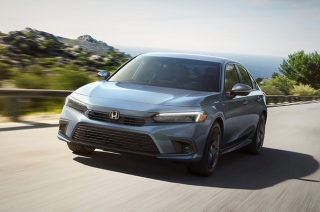 All-new Honda Civic revealed in production form
