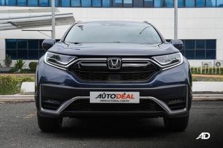 All-new Honda CR-V in the works