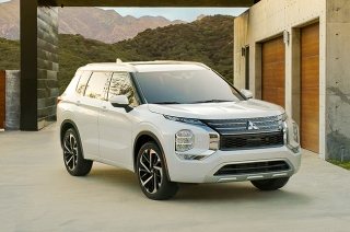 All-new Mitsubishi Outlander makes global debut