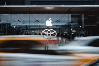 Apple and Toyota