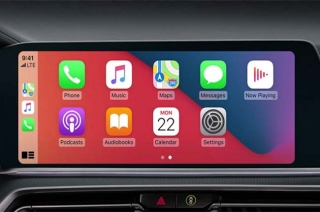 Apple Carplay update