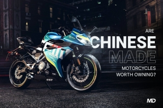 Are Chinese-made motorcycles worth owning?