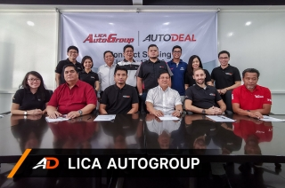 AutoDeal and LICA Group extend partnership