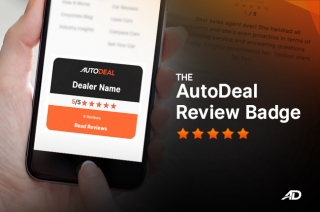 AutoDeal Dealership Review Badge