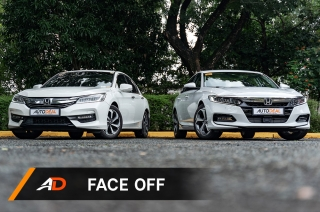 AutoDeal Face Off: Honda Accord 2020 vs 2018