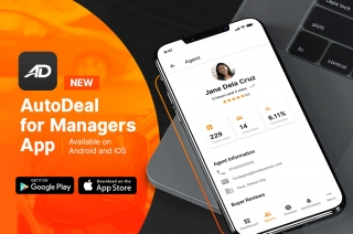 AutoDeal Manager's App