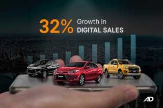 AutoDeal partner brands 32% growth