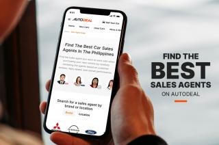 AutoDeal Sales Agent Finder