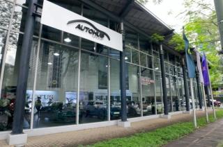 Autohub Showroom BGC