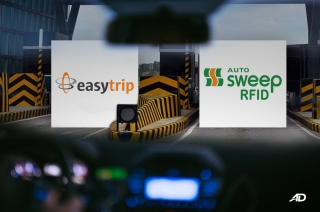 Autosweep and Easytrip RFIDs