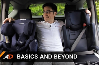 Basics and Beyond - Child Car Seats