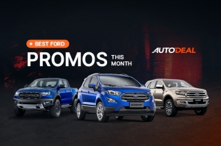 Best Ford Promos this month