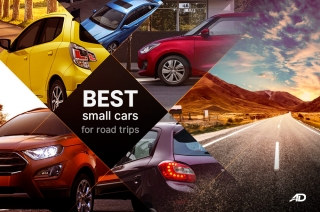 Best small cars for road trips